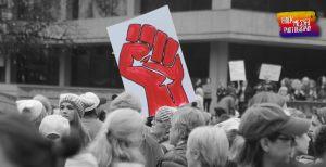 Women's March in Greensboro, NC.